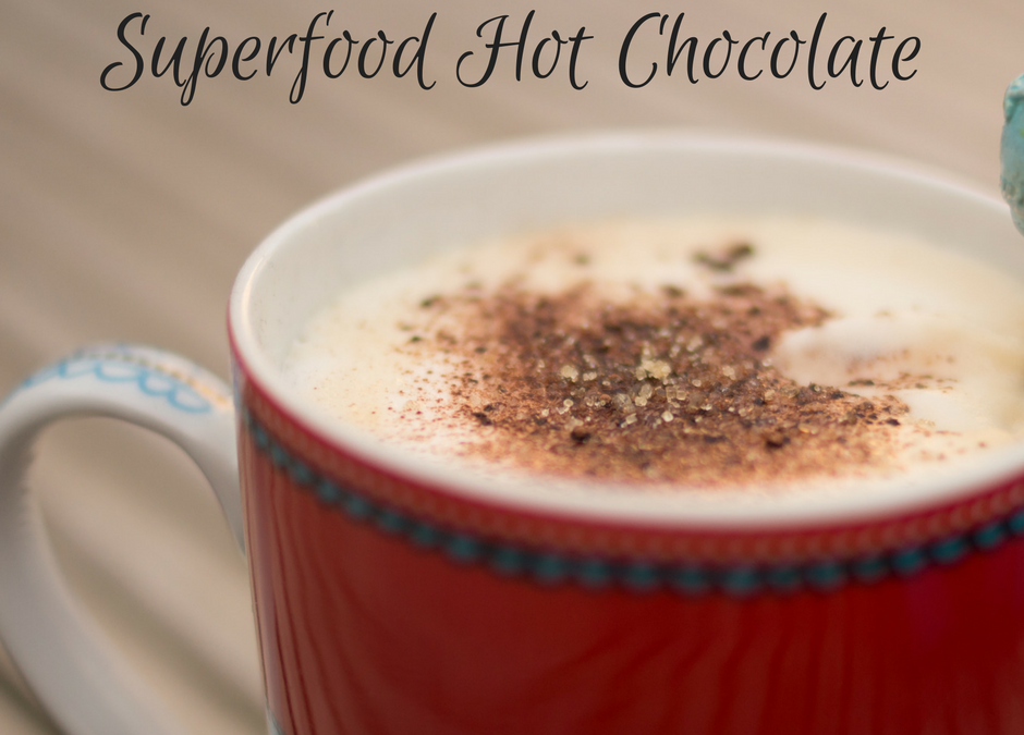 Superfood Hot Chocolate Recipe