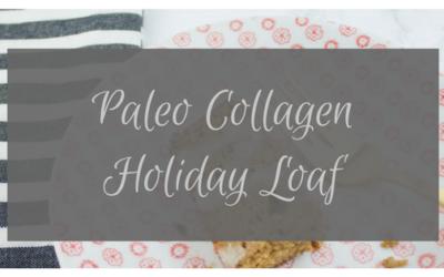Paleo Collagen Holiday Loaf
